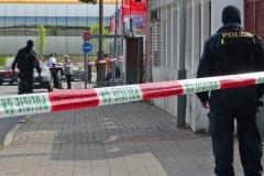 Zásah kriminalistù z ÚOOZ v Islámské nadaci na Èerném Mostì