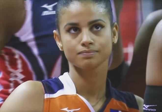 Winifer Fernandez, sexy volejbalistka